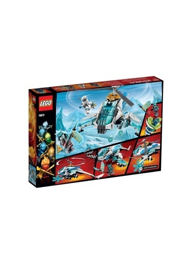 Lego LEGO Ninjago ShuriKopter Renkli